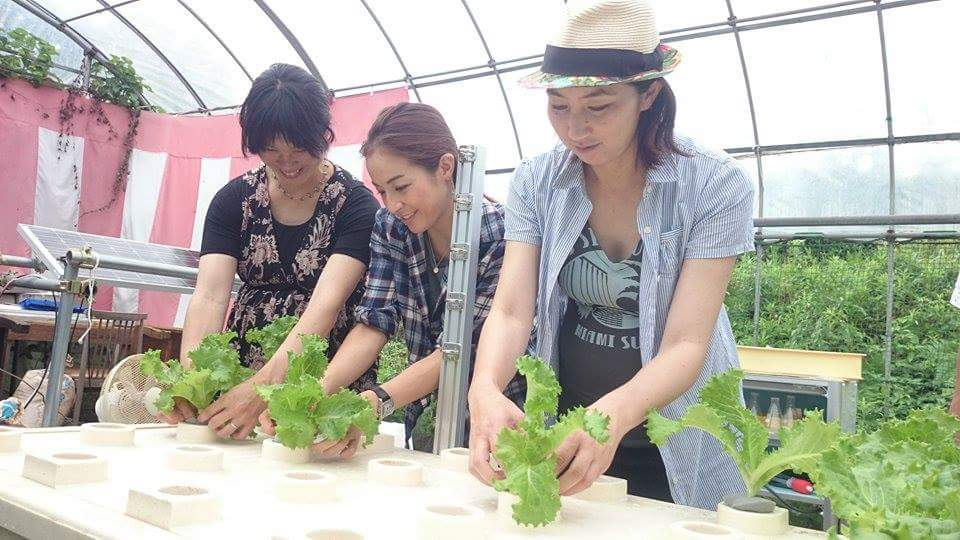 7月NPO田舎のヒロインズ 女性農業者視察3