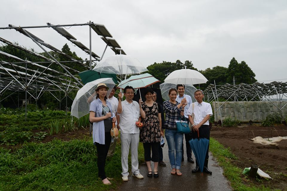 7月NPO田舎のヒロインズ 女性農業者視察4