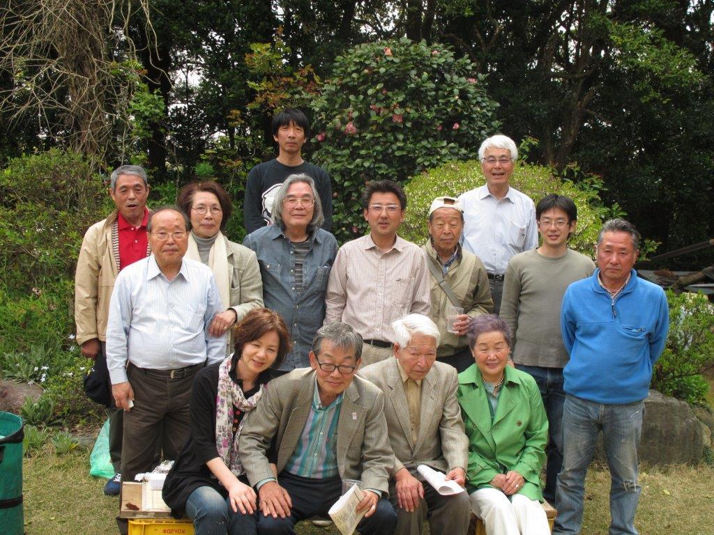 NPO世界環境改善連合の皆様(ソーラーシェアリングの普及を応援してくれています)