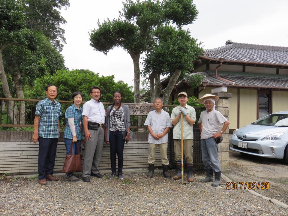 9月 CHO技術研究所訪問