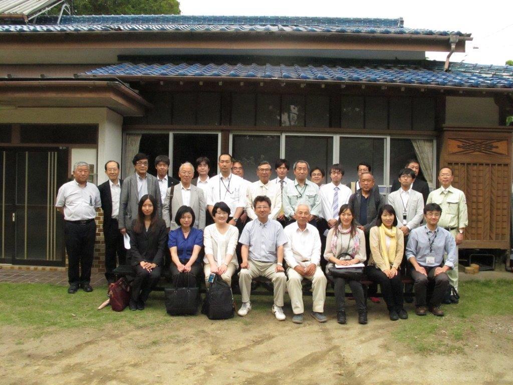 5月14日「日本有機資源協会」主催見学会