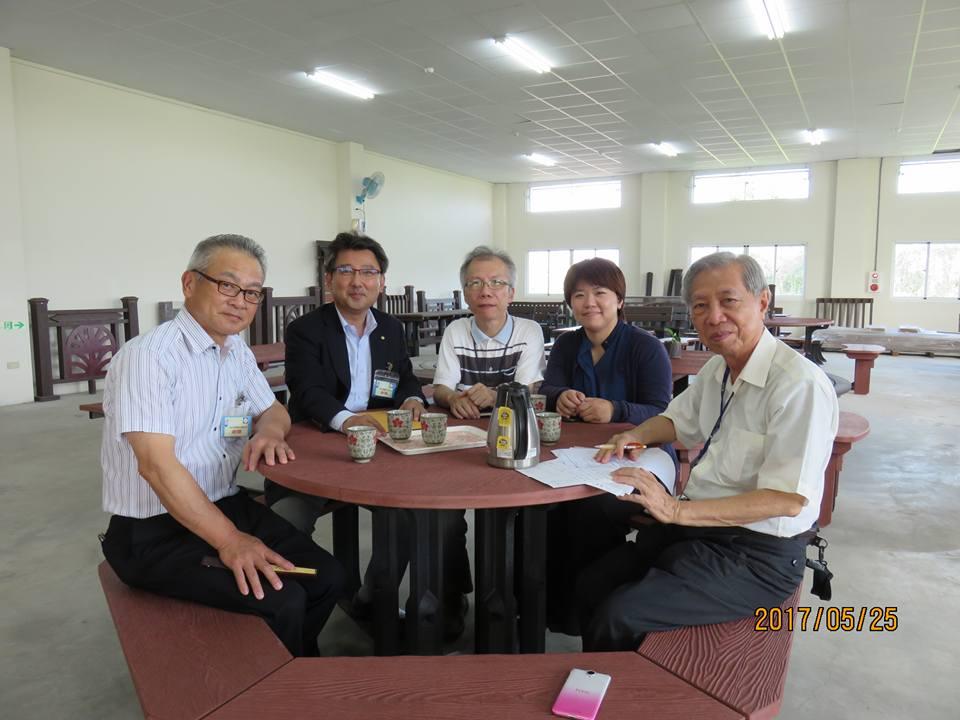5月 台湾 高雄訪問
