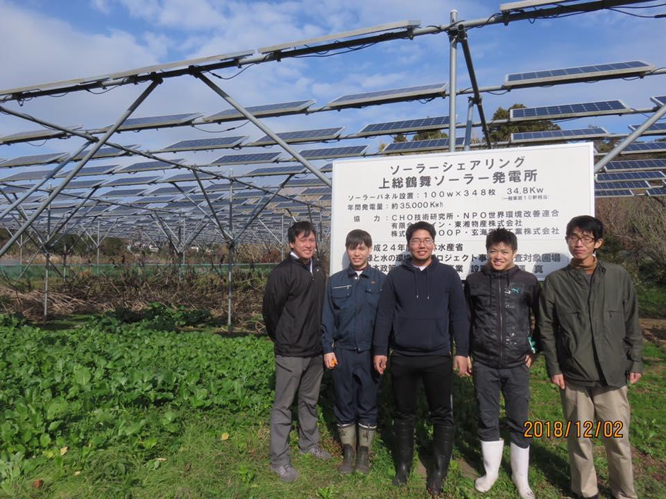 11月 日本農業経営大学校の皆さん来場